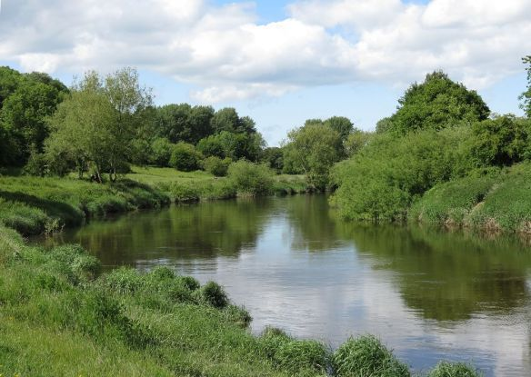 River Severn  south of Highley