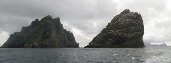 Boreray and Stac an Amin