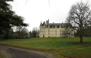 The château at Chitré