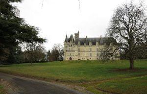 The château at Chitré